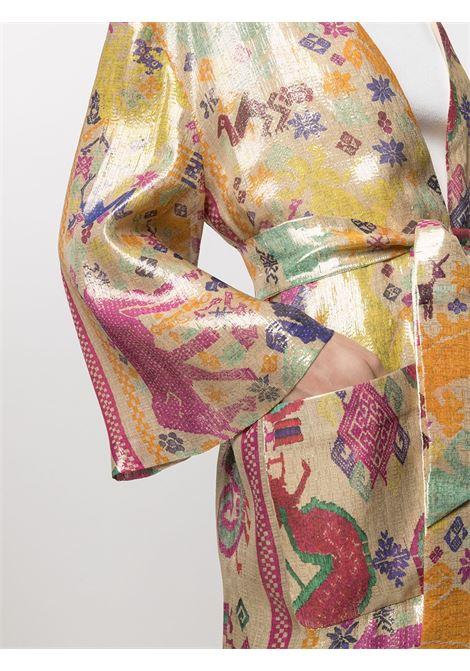 Multicolour coat ETRO |  | 1395342818000