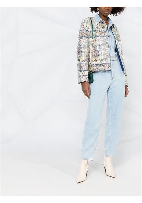 Multicolour coat ETRO |  | 140014248200