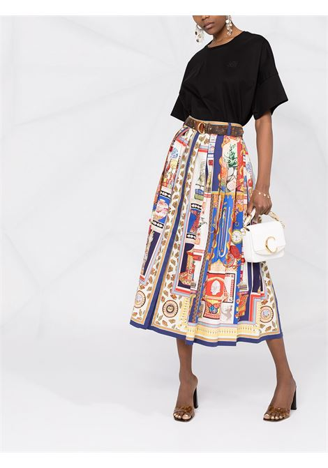 Blue/multicolour skirt ETRO |  | 141634418200