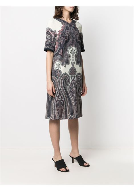 White/black dress ETRO |  | 141949493200