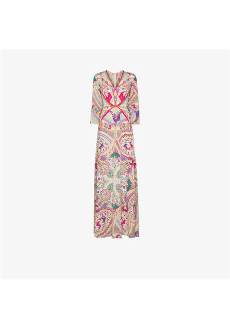 Multicolour dress ETRO |  | 1423342708000