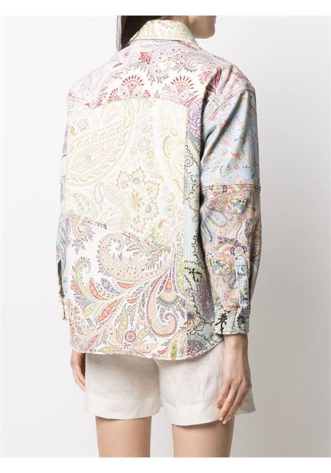 Multicolour jacket ETRO |  | 1446494608000