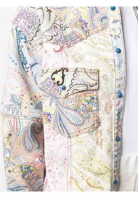 Giacca multicolore ETRO   GIACCHE   1446494608000