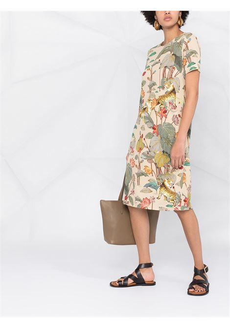 Beige/multicolour dress ETRO |  | 144804365800