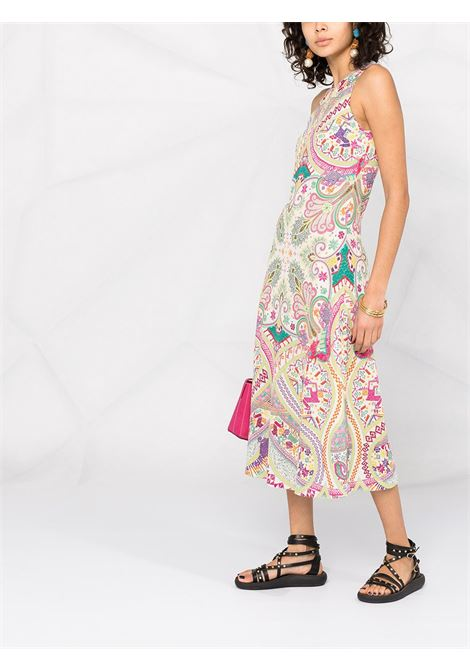 Multicolour dress ETRO |  | 1448943688000