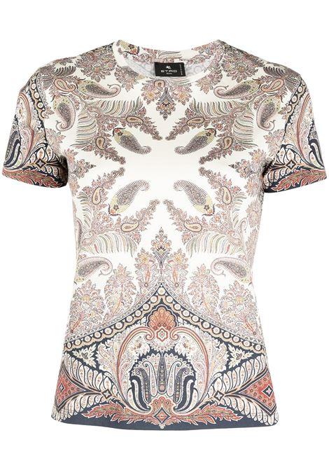 T-shirt neutro ETRO   T-SHIRT   145144369200