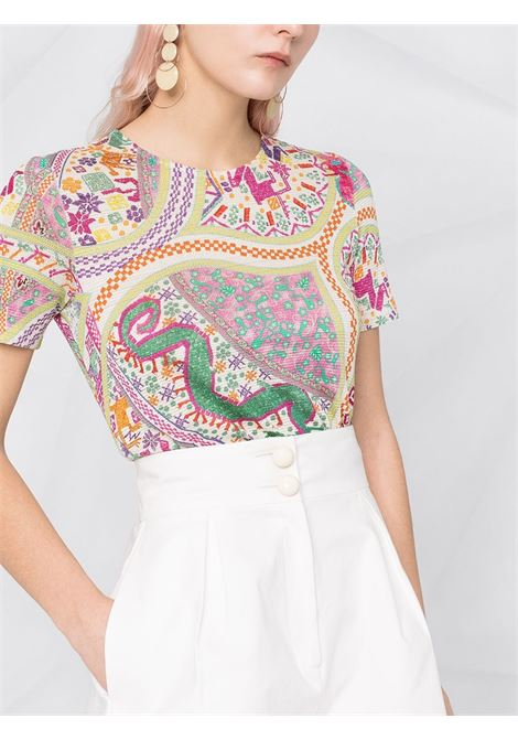 Multicolour t-shirt ETRO |  | 1452643688000