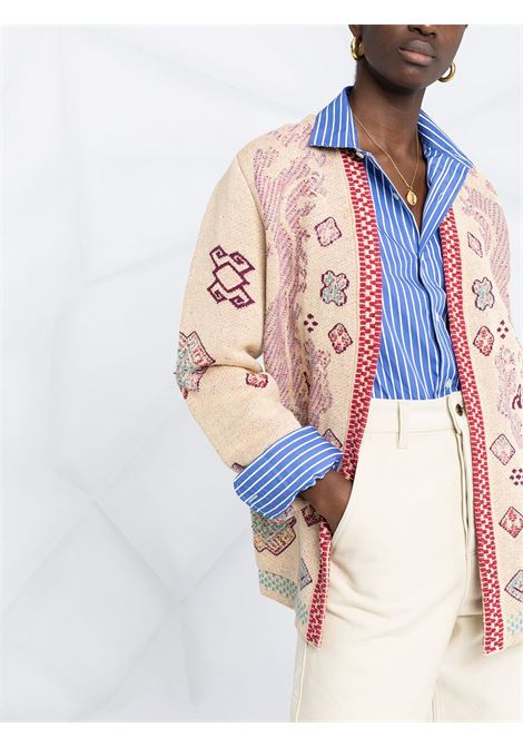 Cardigan multicolore ETRO | CARDIGAN | 1472495458000