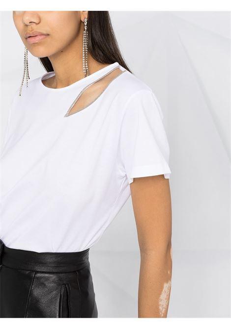 T-shirt white FABIANA FILIPPI | T-SHIRT | JED271W106F20621
