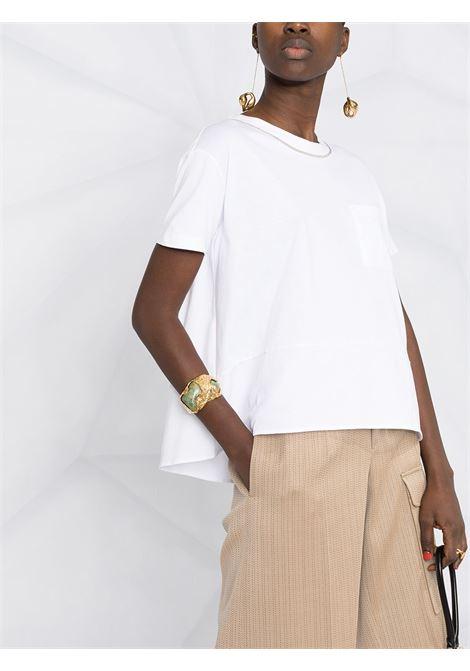 White t-shirt FABIANA FILIPPI |  | JED271W107D25621