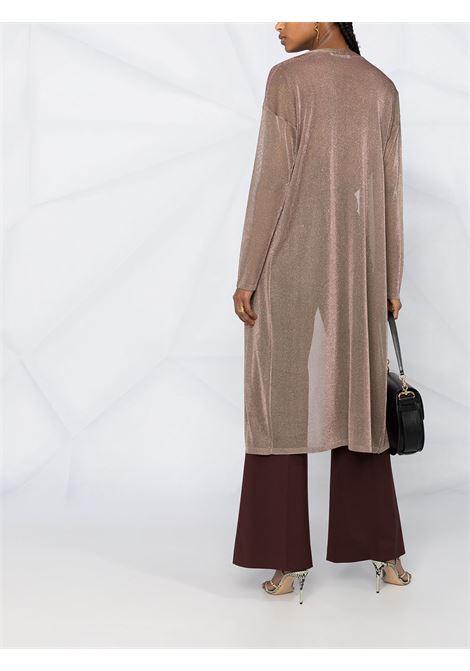 Bronze tone cardigan FABIANA FILIPPI | CARDIGAN | MAD271W063V683VR3