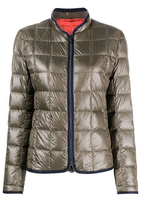 Green quilted down jacket FAY | PADDED JACKET | NAW3242327RICIV806