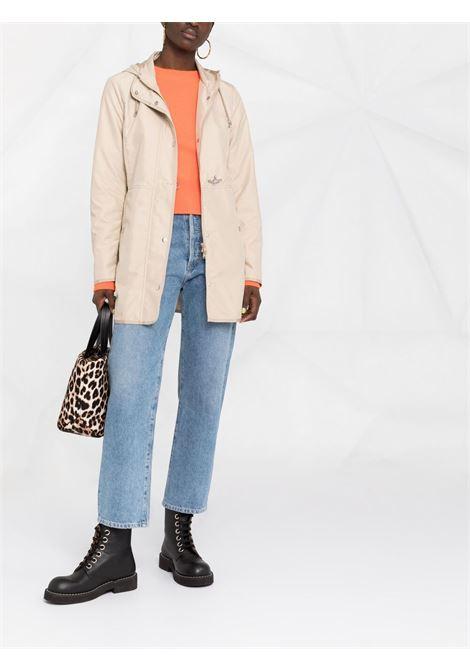 Beige coat FAY | COAT | NAW50423190AXXC003
