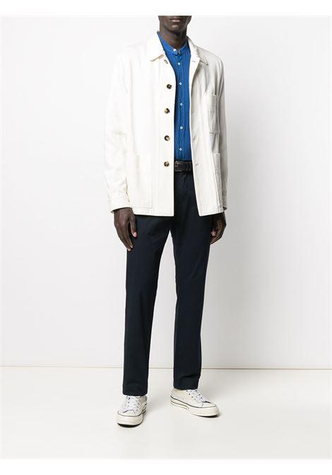 Camicia blu FAY | CAMICIE | NCMA142116THTKU615