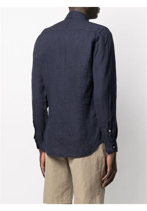 Camicia blu FAY | CAMICIE | NCMA142259THTKU807