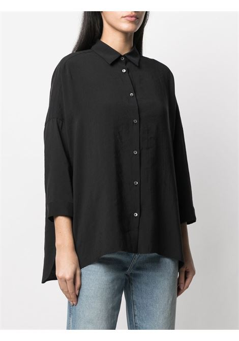 Black shirt FAY | SHIRTS | NCWA5425710TGVB999