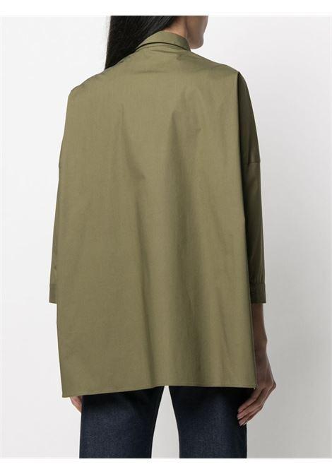 Green shirt FAY | SHIRTS | NCWA542571SQNWV605
