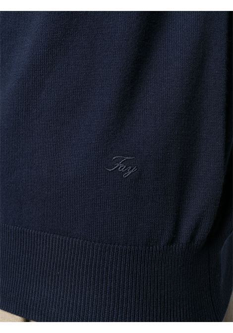 Blue jumper FAY |  | NMMC1421660RRT0ZSJ