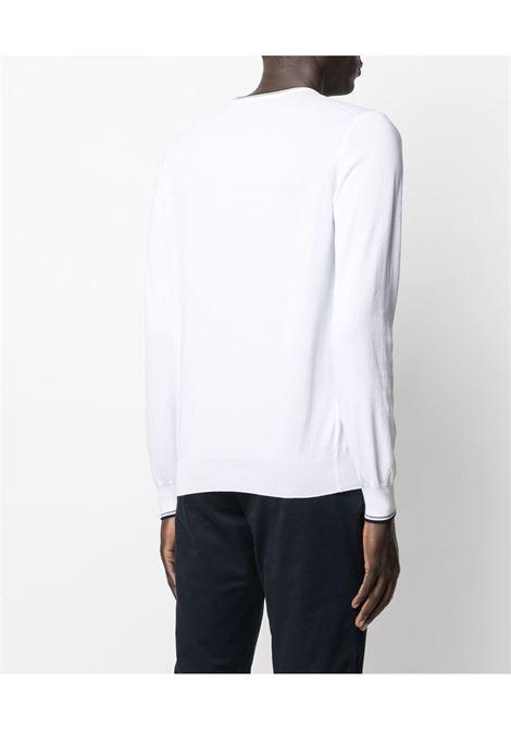 Maglione bianco FAY | MAGLIONE | NMMC1422330TED8021