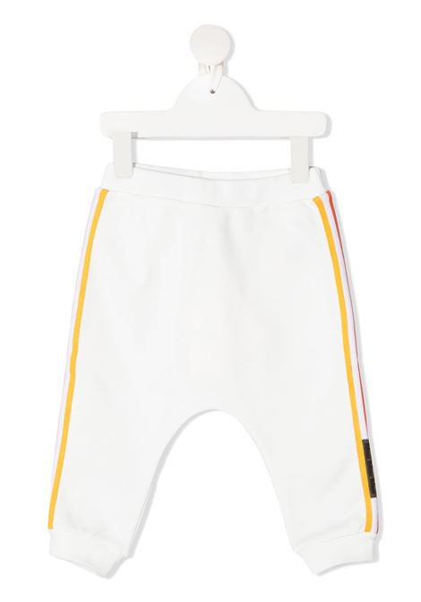 White leggings FENDI KIDS | LEGGINGS | BUF0275V0F1DEQ