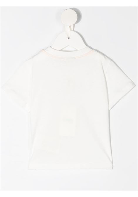 White t-shirt FENDI KIDS | T-SHIRT | BUI019AEXLF0TU9