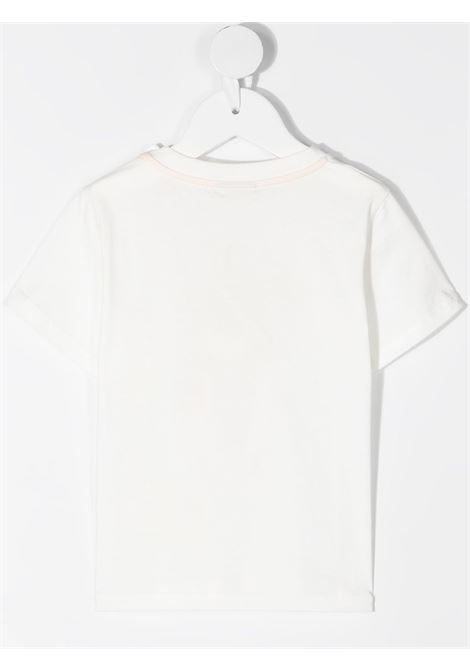 T-shirt bianca FENDI KIDS | T-SHIRT | BUI019BAEXLF0TU9