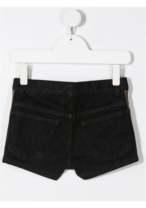 Shorts nero FENDI KIDS | SHORTS | JFF224AEXNF0GME