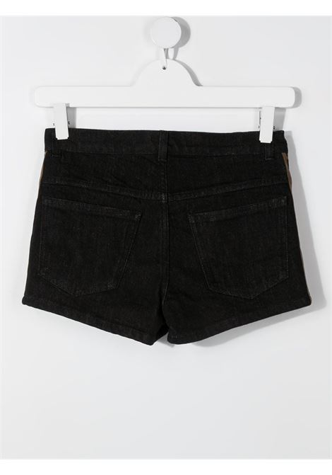 Shorts nero FENDI KIDS | SHORTS | JFF224TAEXNF0GME