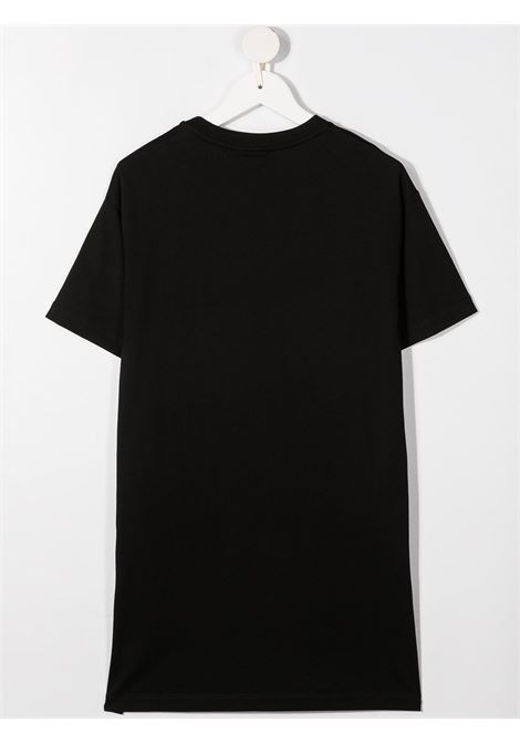 Black t-shirt FENDI KIDS | T-SHIRT | JFI225AEXLF0GME