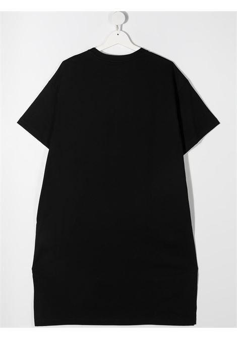 Black t-shirt FENDI KIDS | T-SHIRT | JFI225TAEXLF0GME