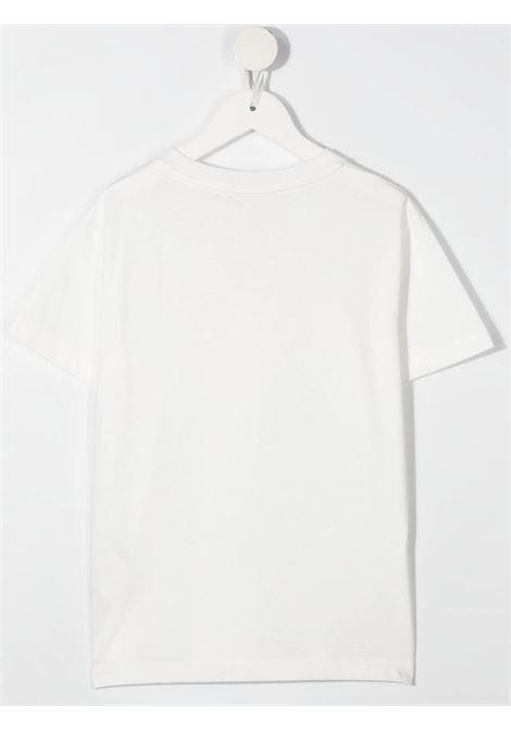 T-shirt bianca FENDI KIDS | T-SHIRT | JUI0287AJF0TU9
