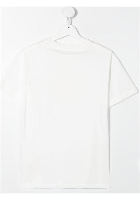 T-shirt bianca FENDI KIDS | T-SHIRT | JUI028T7AJF0TU9