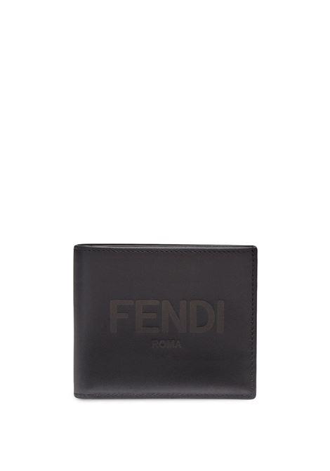 Portafoglio nero FENDI | PORTAFOGLI | 7M0169AFCLF0GXN