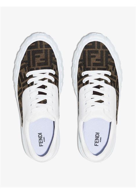 Sneakers bianca FENDI | SNEAKERS | 8E8109AF5CF1DV2