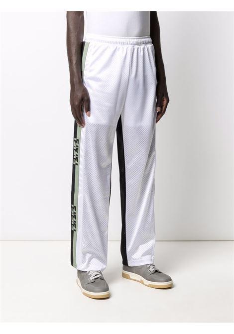 Pantalone bianco FENDI | PANTALONI | FAB558A51UF0ZNE
