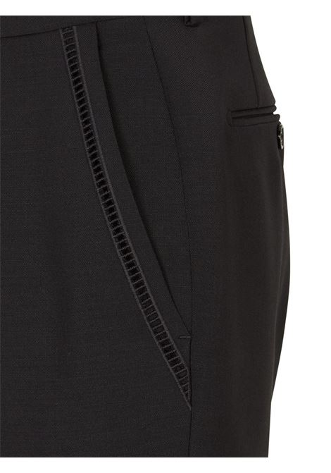 Black trousers FENDI | TROUSERS | FB0366AFEYF0QA1