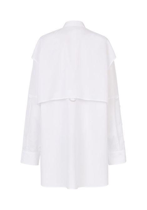 White shirt FENDI | SHIRTS | FDB654A5YMF0ZNM