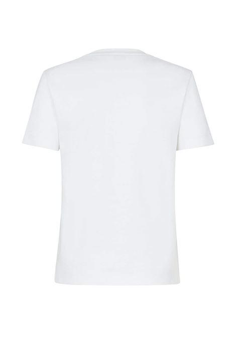 White t-shirt FENDI | T-SHIRT | FS7254AFLDF0ZNM