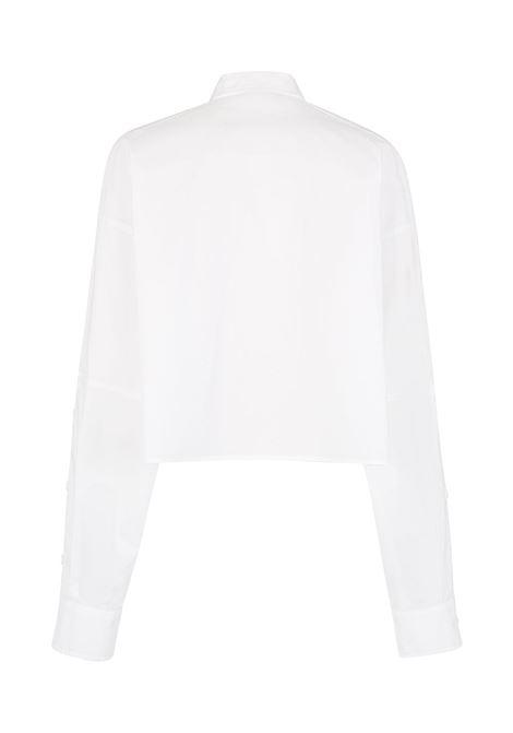 White shirt FENDI | SHIRTS | FS7477A5YMF0ZNM