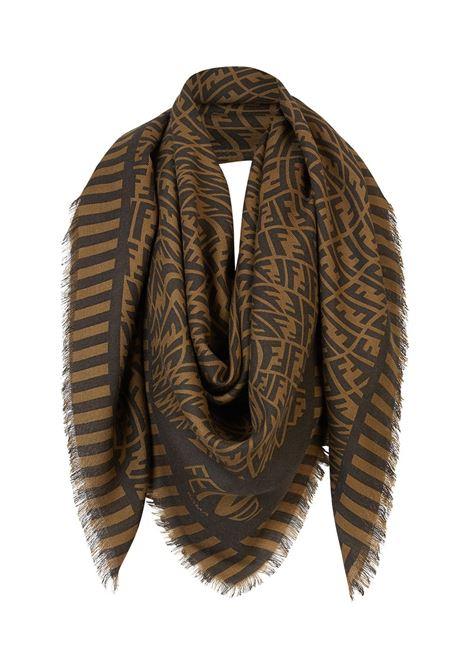 Keffiyeh scarf FENDI | FXS610AFZ3F15B6