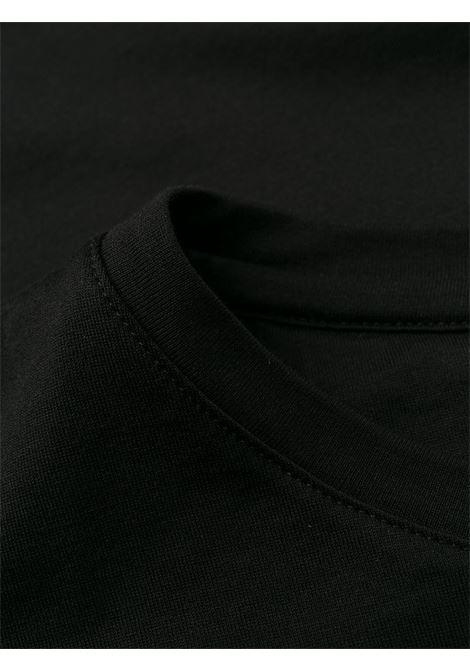 Black t-shirt FENDI |  | FY0894A875F0QA1