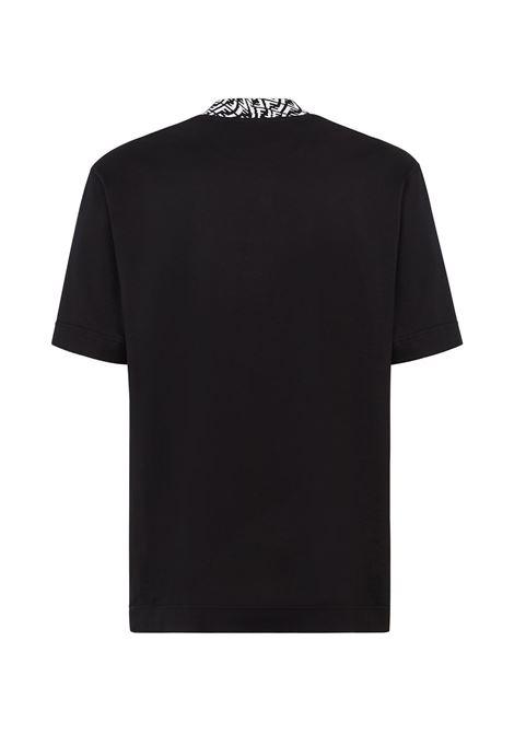 Black t-shirt FENDI | FY1088AGAKF0PA4