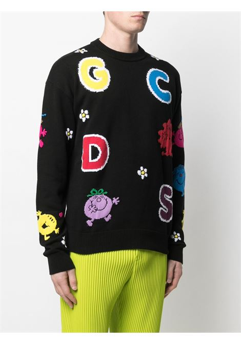 Black jumper GCDS |  | MM21M02000202