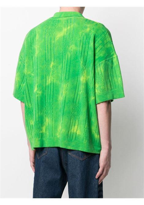 Camicia verde GCDS | CAMICIE | SS21M02001351