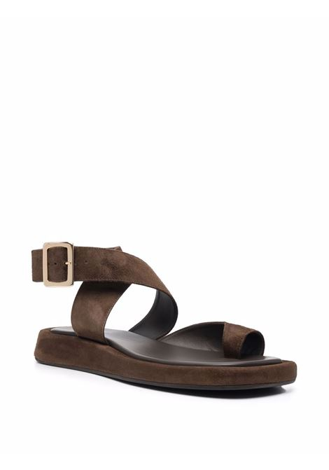 Sandals GIA COUTURE |  | ROSIE4A213BROWNSTONE