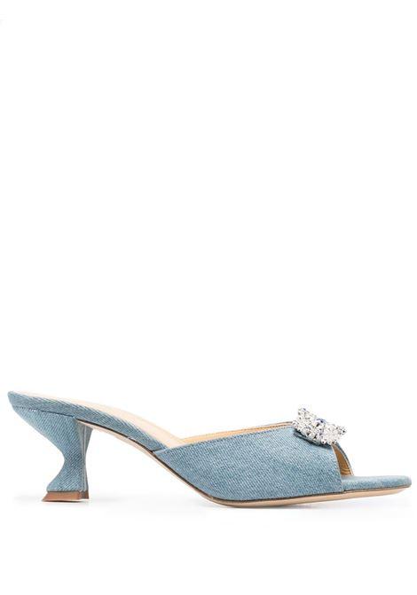 Sandalo denim GIANNICO | SANDALI | GI020055CP28397023