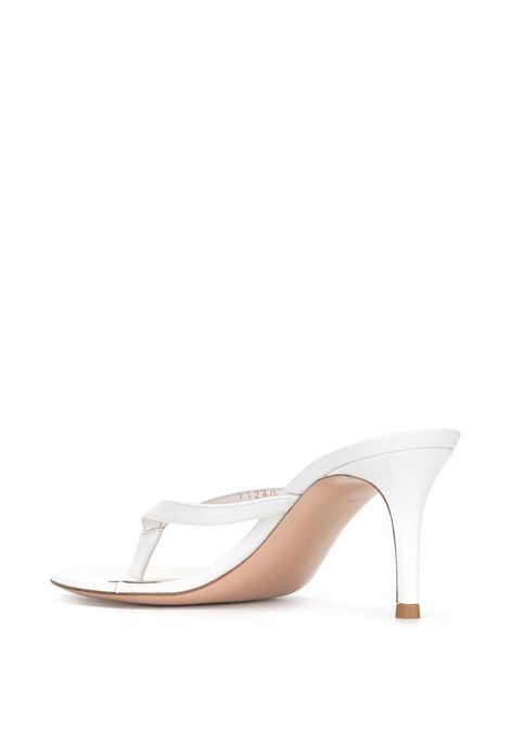 Sandali bianchi GIANVITO ROSSI | SANDALI | G1126070RICVITBIAN