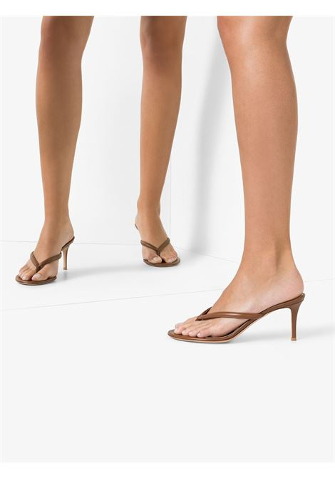 Brown sandals GIANVITO ROSSI |  | G1126070RICVITCUOI