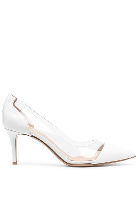 Scarpa bianca GIANVITO ROSSI | PUMPS | G2856070RICVGLBITR