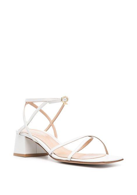 Sandali bianchi GIANVITO ROSSI | SANDALI | G3199545RICVITBIAN